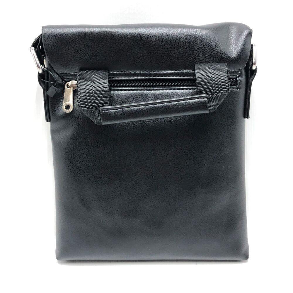 Купити Чорна чоловіча сумка планшетка (161-4) 9750- в Україні низькі ... e18e4fac907fb