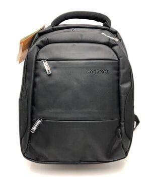Мужской рюкзак  GORANGD черный (1356/1)