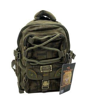 Джинсовый подростковый рюкзак Gold Be 25 x 36 x 17 см Зеленый (BH034/3)
