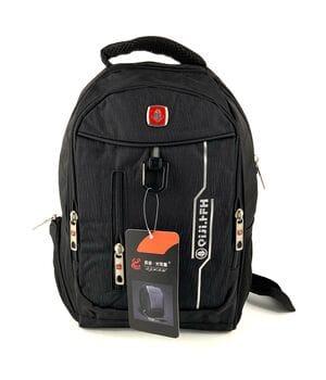 Городской рюкзак Jiaze 34 x 26 x 15 см Черный (jia608/1)