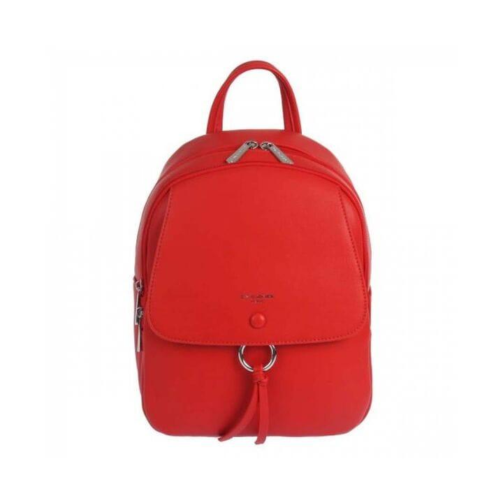 Рюкзак женский David Jones 23 x 30 x 13 см Красный (dj6277-2/1)