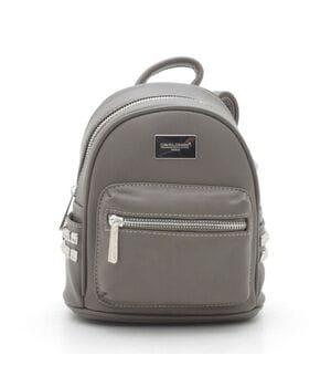 Рюкзак женский David Jones 18 x 20 x 10 см Темно серый (djcm3657a/1)