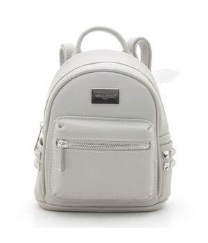 Рюкзак женский David Jones 18 x 20 x 10 см Светло серый (djcm3657a/1)