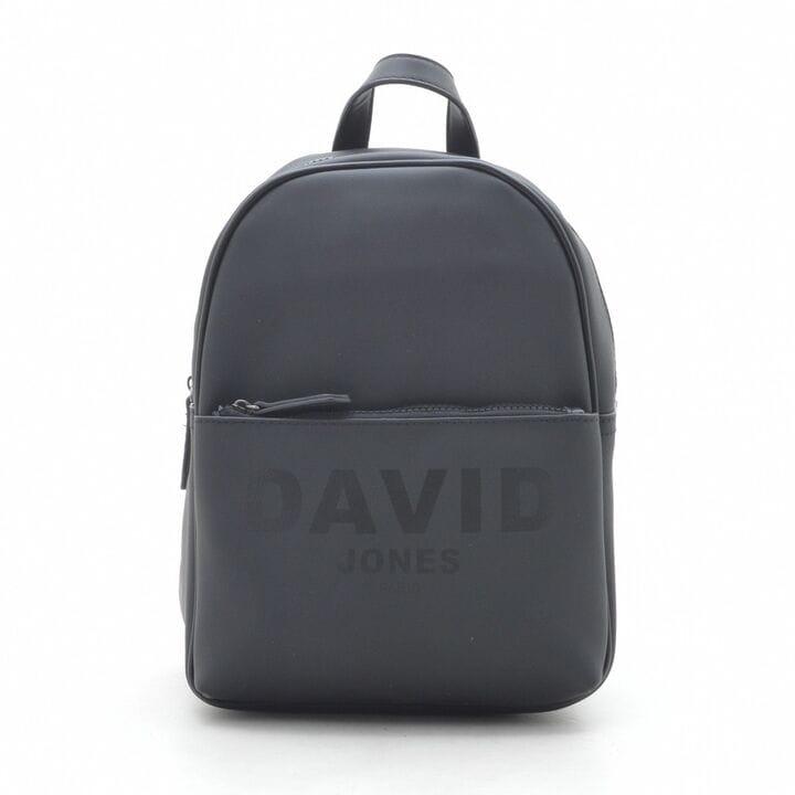 Рюкзак женский David Jones 20 x 26 x 13 см Черный (dj6156-4/1)