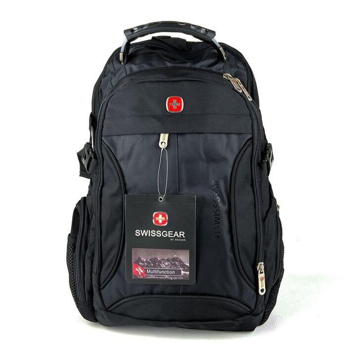 Городской рюкзак Swissgear 46 x 31 x 22 см Черный (sw1793)