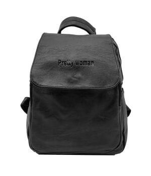 Рюкзак женский Pretty Woman 26 x 33 x 15 см Черный (pw035-30/1)
