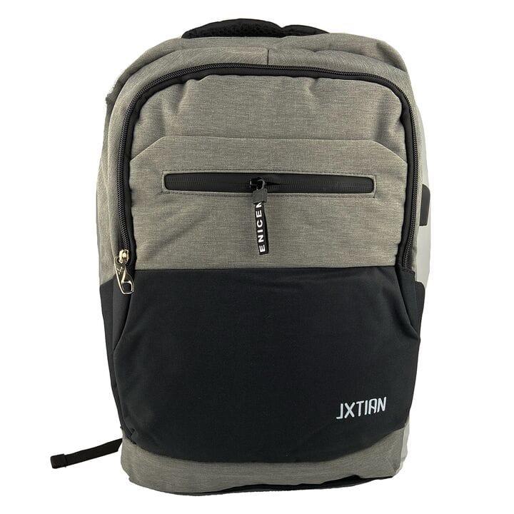 Городской рюкзак JXTian 46 x 33 x 15 см Черный с серым (fx606/1)