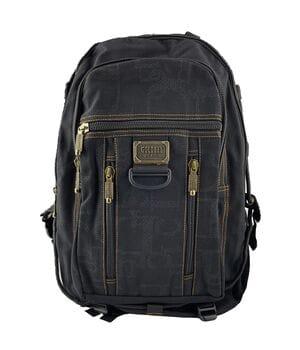 Джинсовый рюкзак Gold Be 32 x 50 x 15 см Черный (gb257/1)