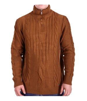 Шерстяной мужской свитер (k0518/1)