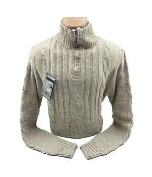 Шерстяной мужской свитер (k0518/3)