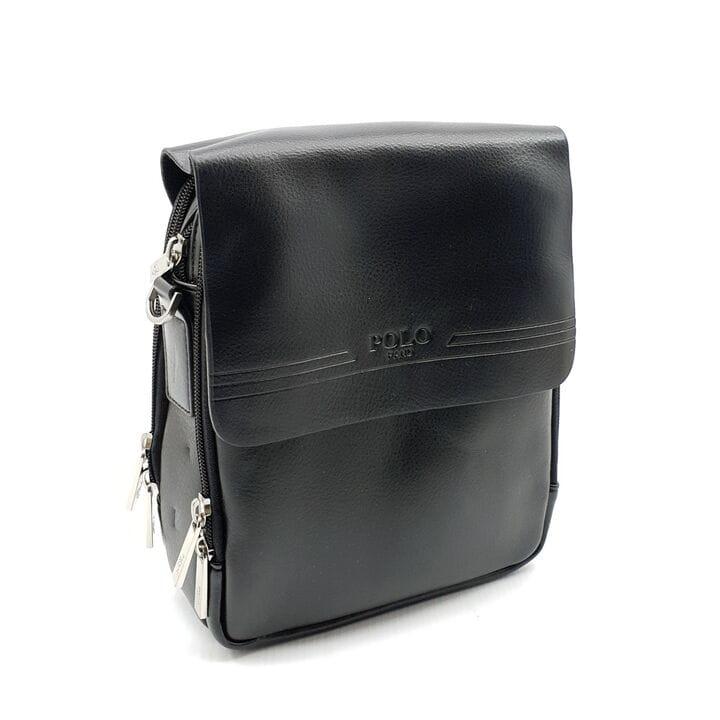 Мужская сумка POLO из качественной кожи PU(b353-2)