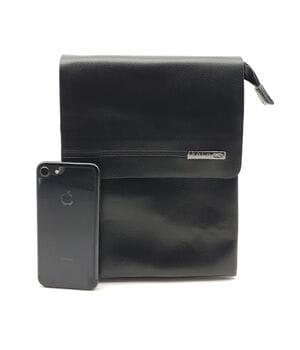 Мужская сумка POLO из качественной кожи PU(b356-2)
