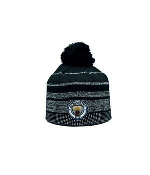 Шапка помпон FC Manchester City