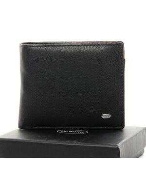 Мужской кожаный кошелек Dr.BOND Msm-4