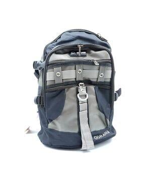 Мужской рюкзак Gorangd черный с серым (CT4/3)