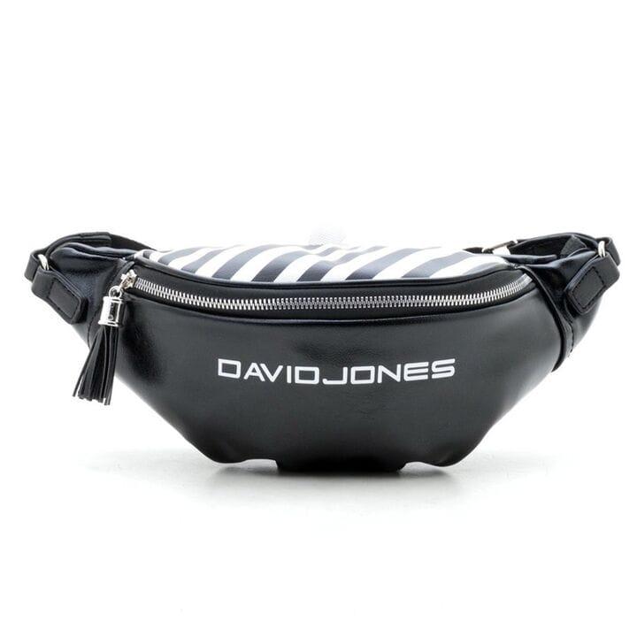 Сумка на пояс David Jones 5965-1/1 Черная