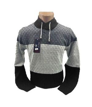 Мужской свитер Rawi Polo rp871/2 Разноцветный