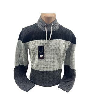 Мужской свитер Rawi Polo rp871/3 Разноцветный