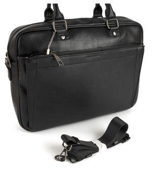 Мужской портфель David Jones 686603 Черный
