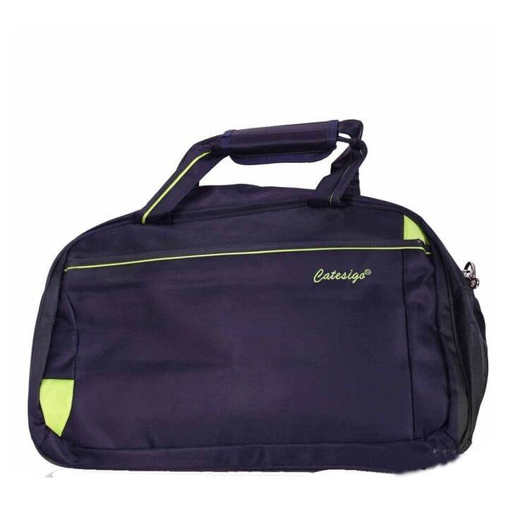 Спортивная мужская сумка синяя (17501/1)