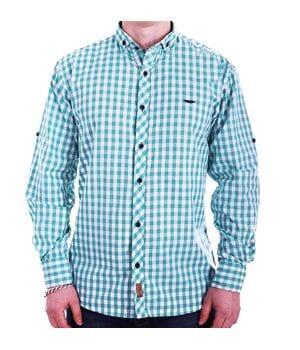 Мужская рубашка Ronex Турция cm10202/3 разноцветная