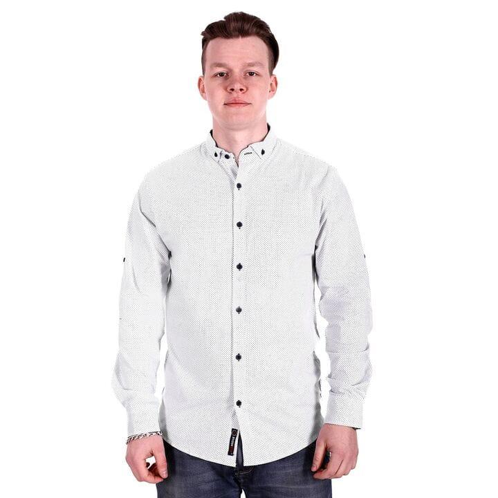 Мужская рубашка в точку Ronex производство Турция (s0918/3)