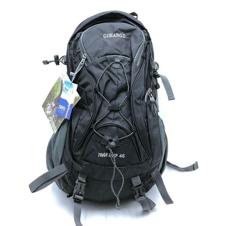 Туристический рюкзак на 45 литров Gorangd 818/1 Черный