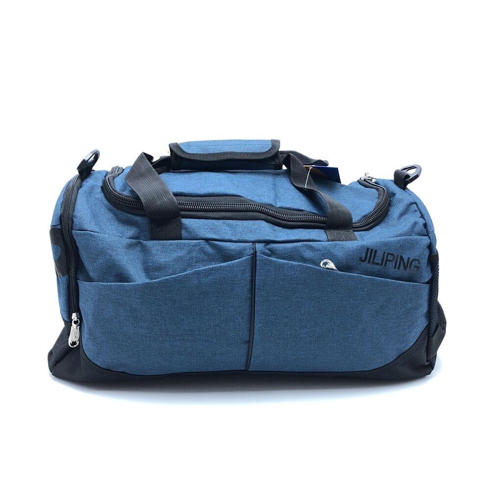 9154c7b1 Купить Дорожная/спортивная сумка синяя (4002/2) 9929- в Украине ...