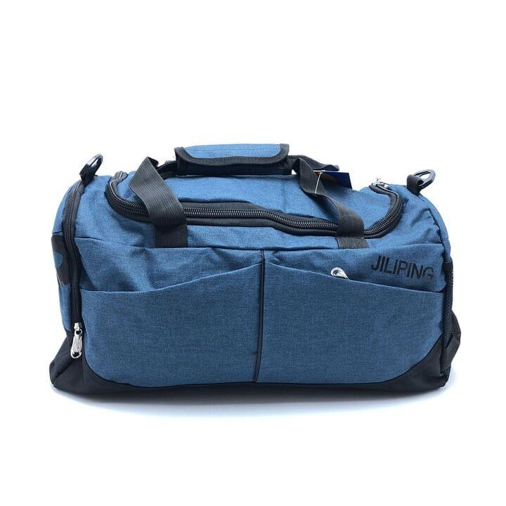 Дорожная/спортивная сумка синяя  (4002/2)