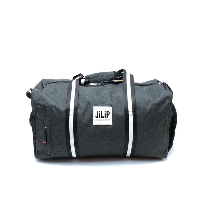 Дорожная/спортивная сумка черная  (3076/1)