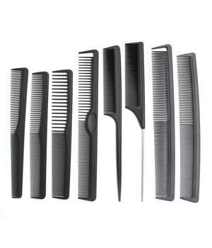 Комплект расчесок для волос SPL 10 шт (13722)