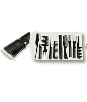 Комплект расчесок для волос SPL 10 шт (13721)