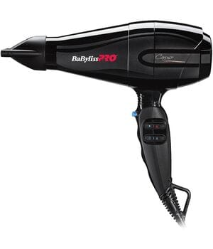 Фен BaByliss PRO CARUSO 2400W (6520RE)