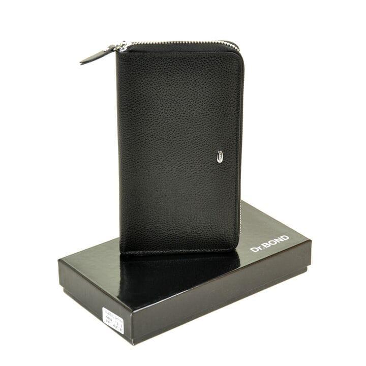 Кожаный мужской кошелек клатч Ms11