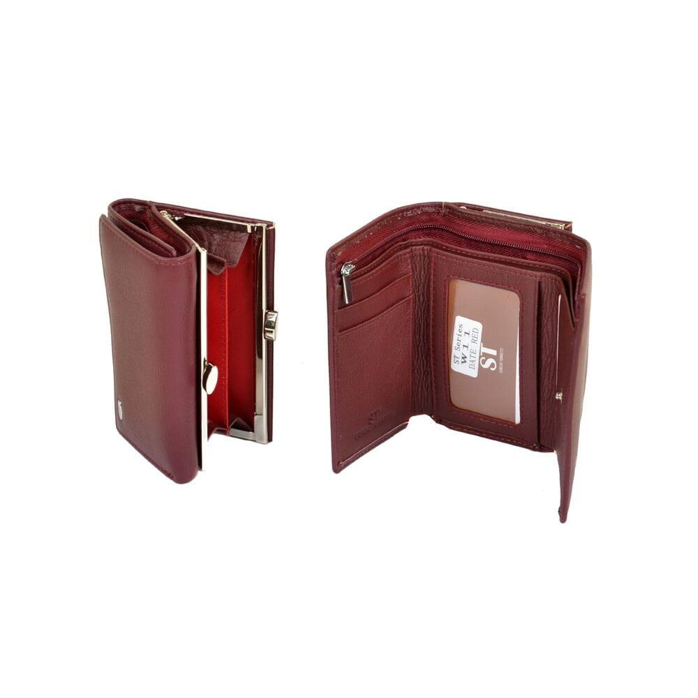 Купити Жіночий гаманець зі штучної шкіри STW11 6 10011-03 в Україні ... c06da91447ea8