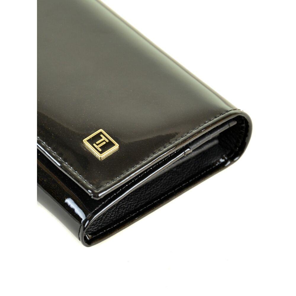 Купити Жіночий шкіряний лаковий гаманець W501 1 9952-03 в Україні ... 6c6a1d03f0f35