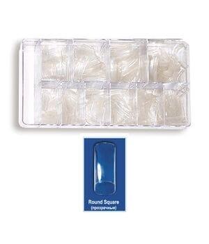 Искусственные ногти SPL, прозрачные 500 шт. (TP-10)
