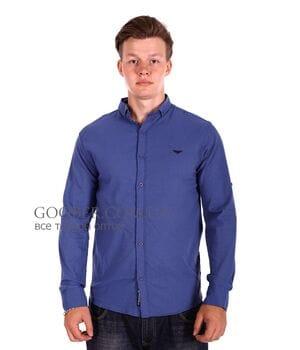 Однотонная рубашка Ronex производство Турция (s1218/2)