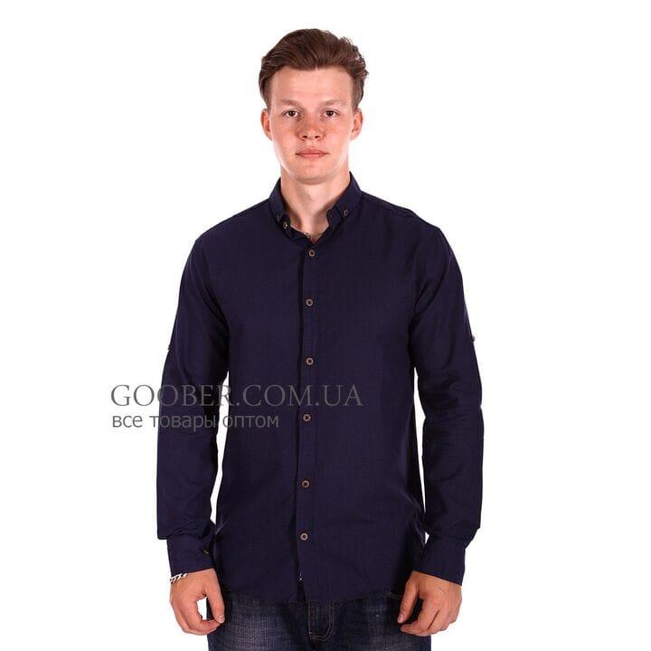 Однотонная рубашка Ronex производство Турция (s1318/2)
