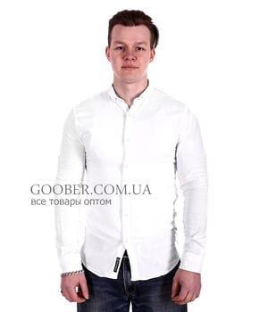 Однотонная рубашка Ronex производство Турция (s1818/2)