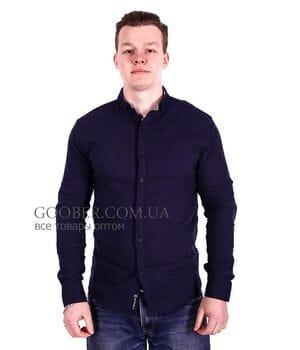 Однотонная рубашка Ronex производство Турция (s1818/3)