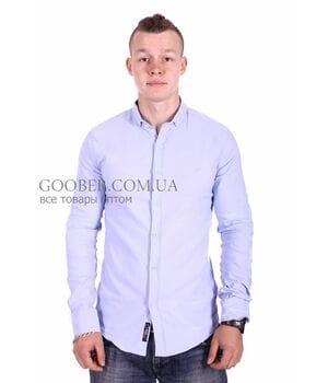 Однотонная рубашка Ronex производство Турция (s0818/1)