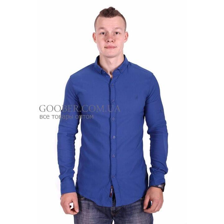 Однотонная рубашка Ronex производство Турция (s0818/2)