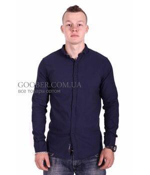 Однотонная рубашка Ronex производство Турция (s0818/3)
