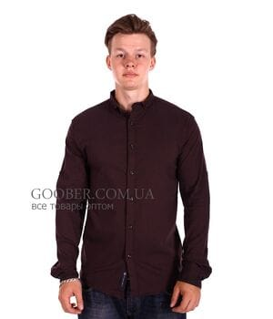 Однотонная рубашка Ronex производство Турция (s1218/1)