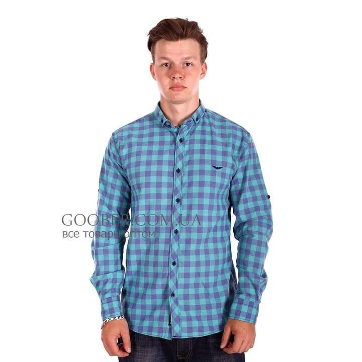 Мужская рубашка Ronex производство Турция (s0718/2)