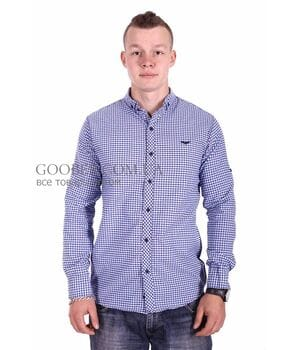 Мужская рубашка Ronex производство Турция (s0618/6)