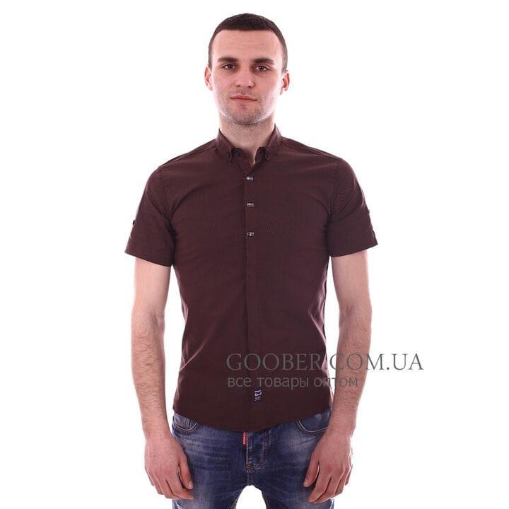 Рубашка с коротким рукавом Ronex Турция (s2721/2)