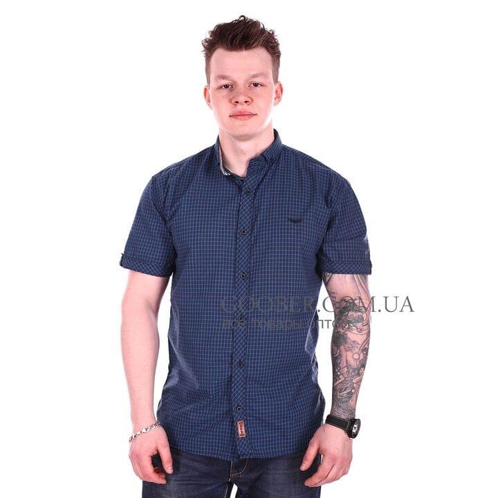 Рубашка с коротким рукавом Ronex Турция (s0822/1)