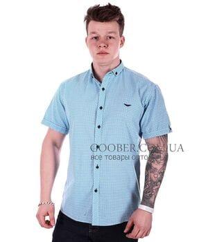 Рубашка с коротким рукавом Ronex Турция (s0827/2)